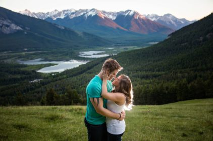 Banff engagement